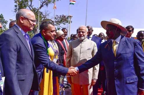 Narenda Modi visit in Uganda (39)