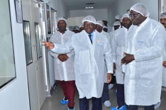Ashanti Asantehene Otumfuo Osei Tutu II visitin Uganda (10)