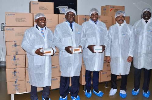 Ashanti Asantehene Otumfuo Osei Tutu II visitin Uganda (13)