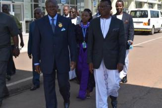 Ashanti Asantehene Otumfuo Osei Tutu II visitin Uganda (14)