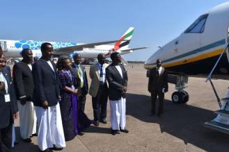 Ashanti Asantehene Otumfuo Osei Tutu II visitin Uganda (18)