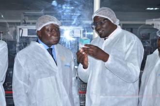 Ashanti Asantehene Otumfuo Osei Tutu II visitin Uganda (20)