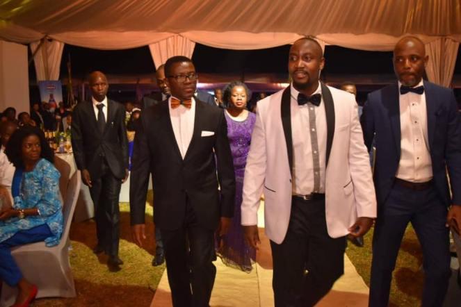 Ashanti Asantehene Otumfuo Osei Tutu II visitin Uganda (25)