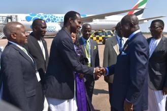 Ashanti Asantehene Otumfuo Osei Tutu II visitin Uganda (27)