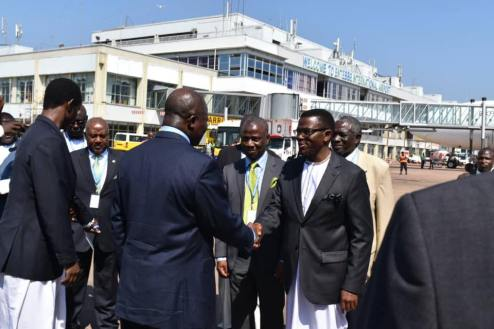 Ashanti Asantehene Otumfuo Osei Tutu II visitin Uganda (29)