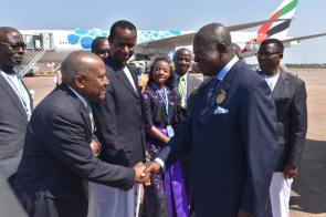 Ashanti Asantehene Otumfuo Osei Tutu II visitin Uganda (30)