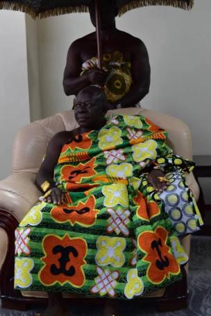 Ashanti Asantehene Otumfuo Osei Tutu II visitin Uganda (4)