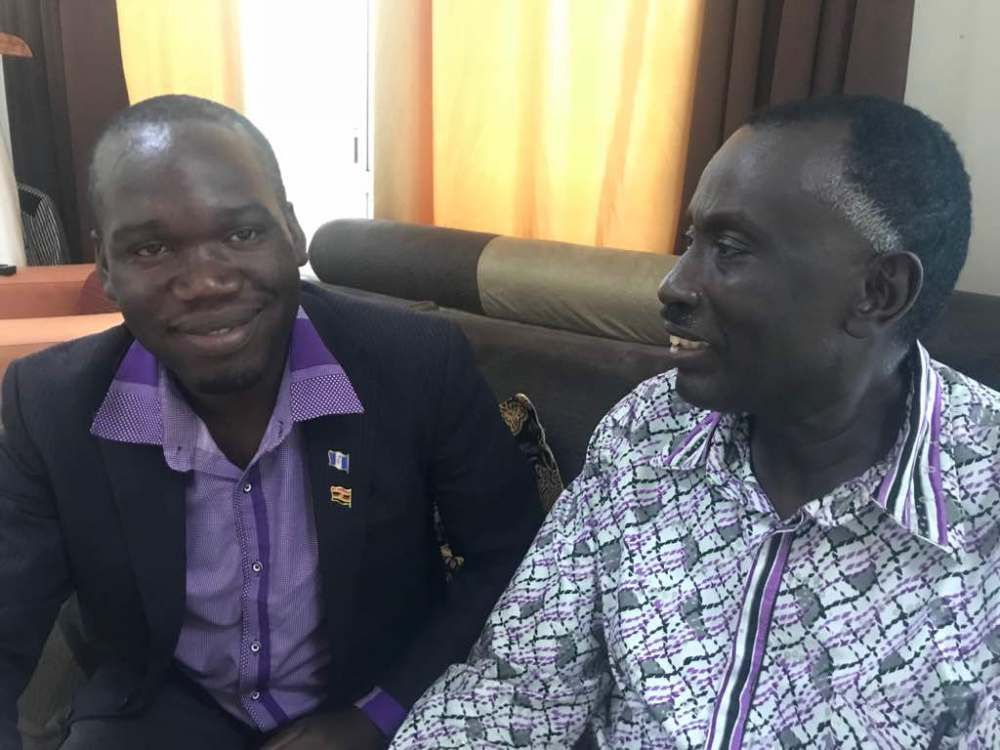 Gen Benon Bilalo with Kivumbi Earnest 1
