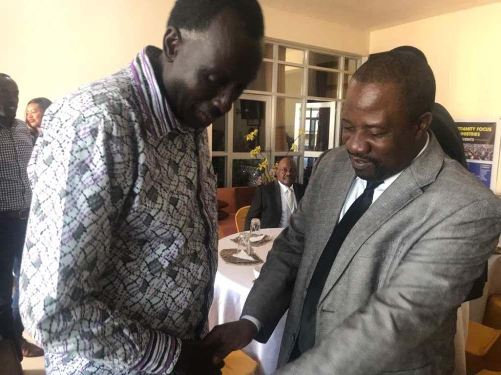 Gen Bilalo with Ps Cindy n Bishop Kiganda (1)