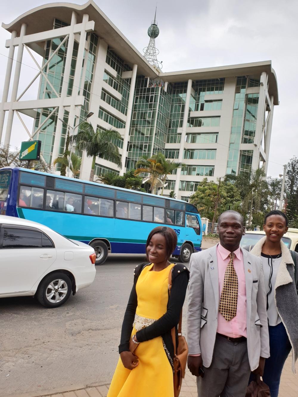 HTP Officials Earnest Benjamin & Princess Scovia Kivumbi, Naomi & Anitha Trip to Nairobi (131)