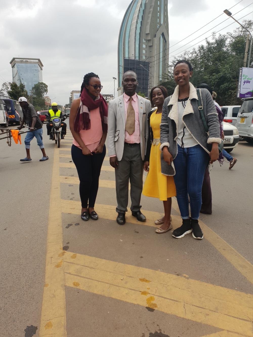 HTP Officials Earnest Benjamin & Princess Scovia Kivumbi, Naomi & Anitha Trip to Nairobi (139)