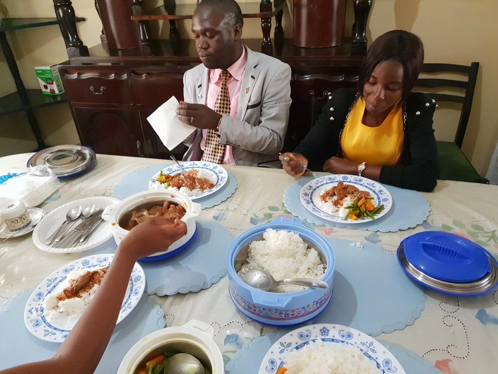 HTP Officials Earnest Benjamin & Princess Scovia Kivumbi, Naomi & Anitha Trip to Nairobi (167)