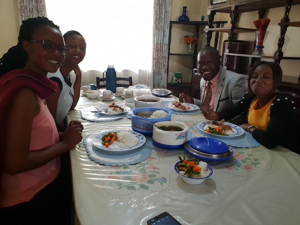 HTP Officials Earnest Benjamin & Princess Scovia Kivumbi, Naomi & Anitha Trip to Nairobi (168)
