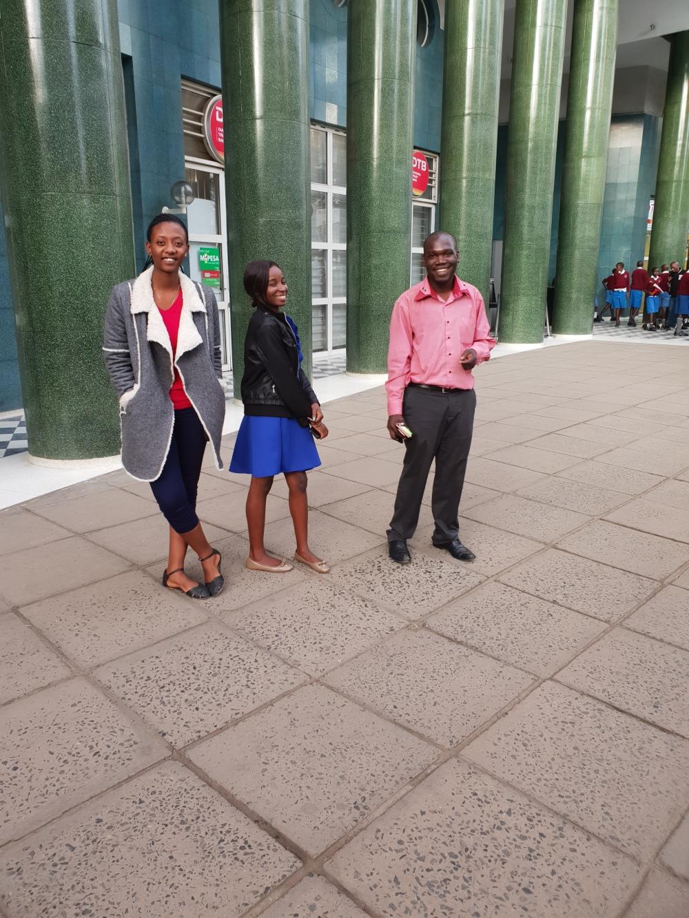 Princess Scovia & Kivumbi Earnest Benjamin in Nairobi (3)