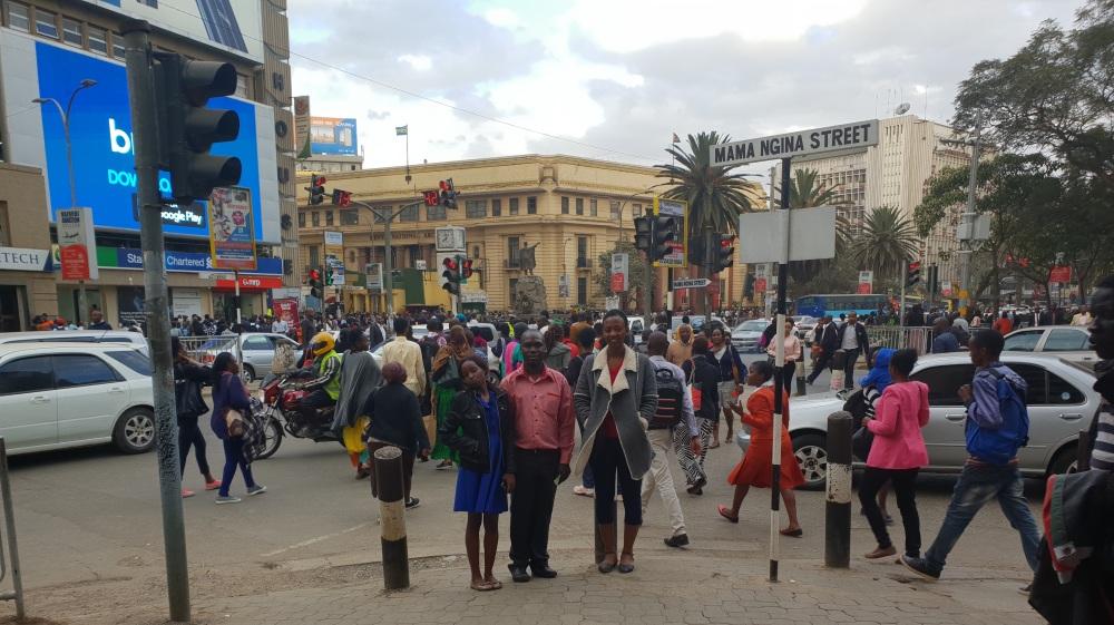 Princess Scovia & Kivumbi Earnest Benjamin in Nairobi (7)