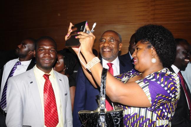 Uganda Premier Dr Ruhakana Rugunda, Sarah Kagingo & Kivumbi Earnest Benjamin (3)