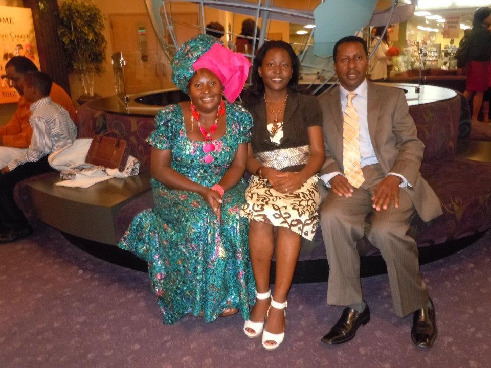 Annet Kayongo (32)