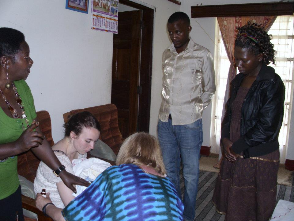 Annet Kayongo (34)