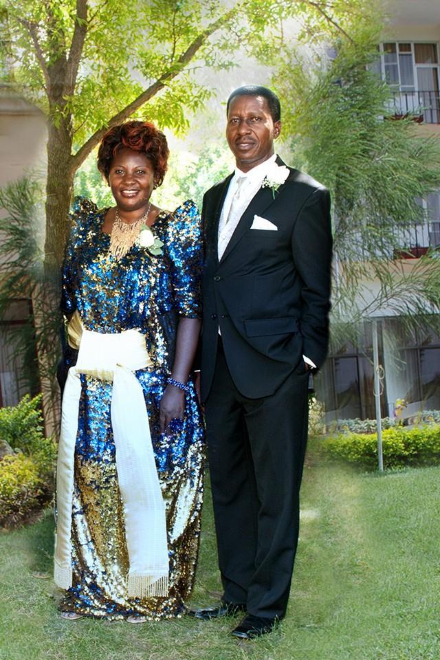 Annet Kayongo (35)