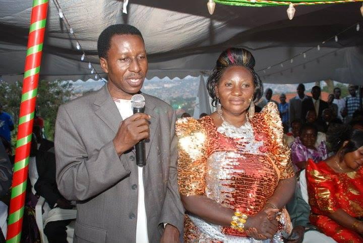 Annet Kayongo (36)
