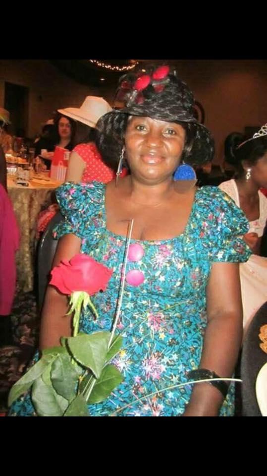 Annet Kayongo (41)