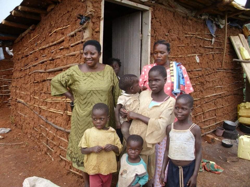 Annet Kayongo (42)