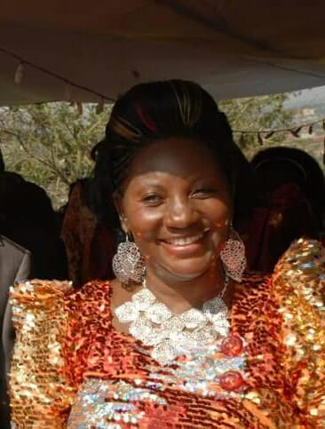 Annet Kayongo (43)