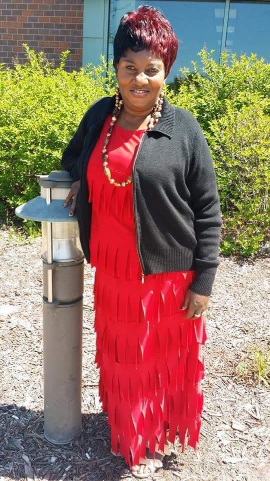 Annet Kayongo (46)