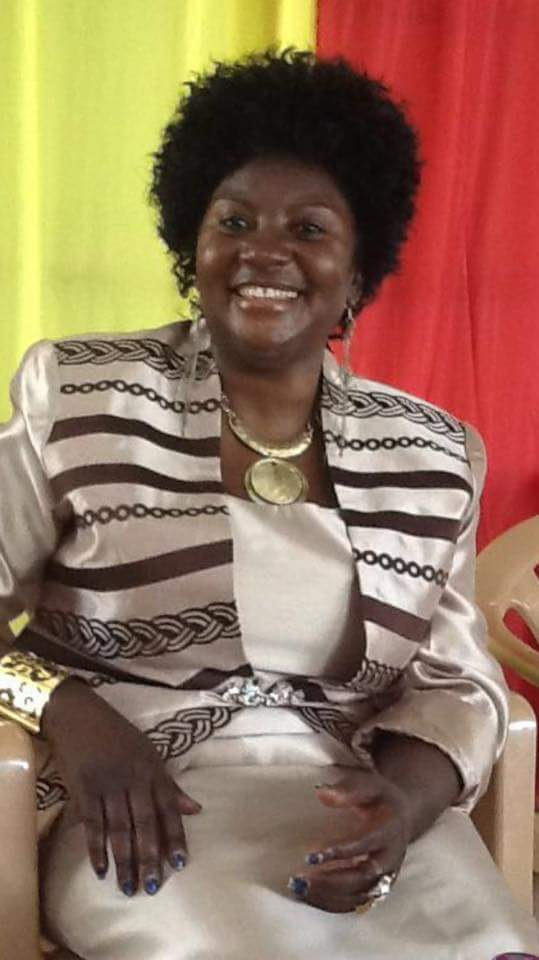 Annet Kayongo (47)