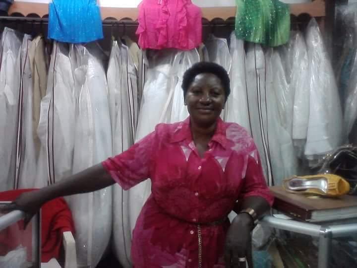 Annet Kayongo (50)