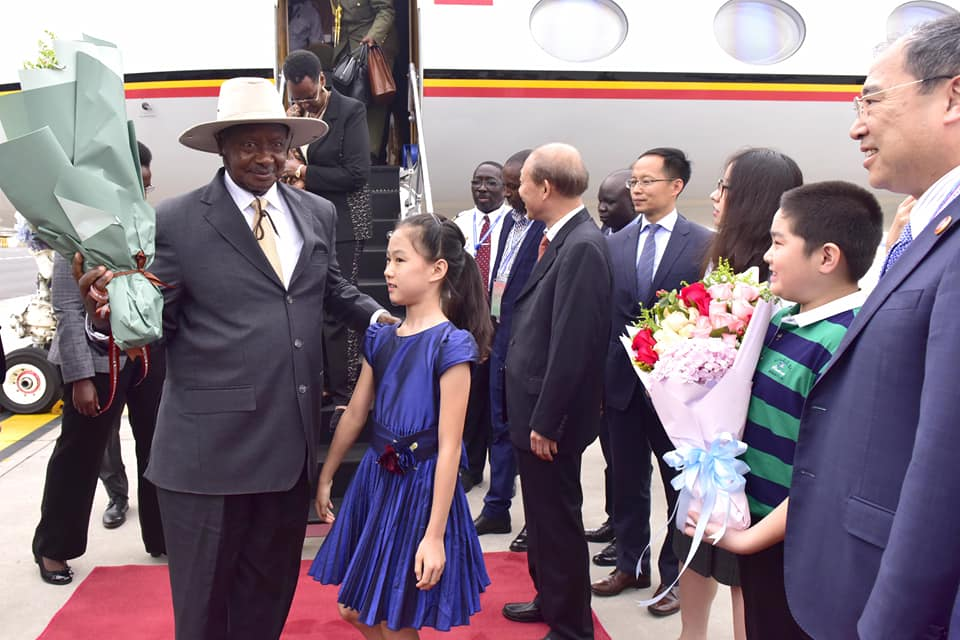 Museveni in Africa China Summit (14)