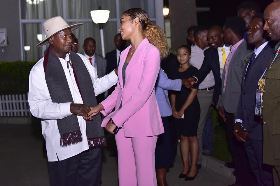 Museveni in Africa China Summit (24)