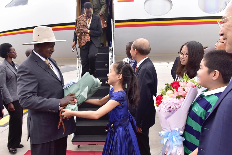 Museveni in Africa China Summit (3)