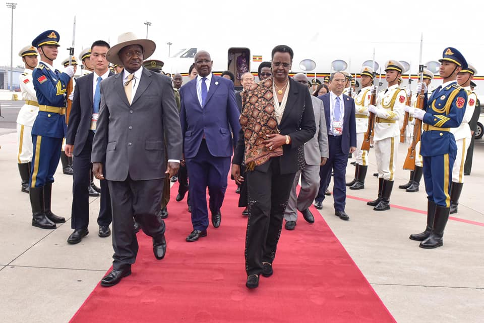 Museveni in Africa China Summit (4)