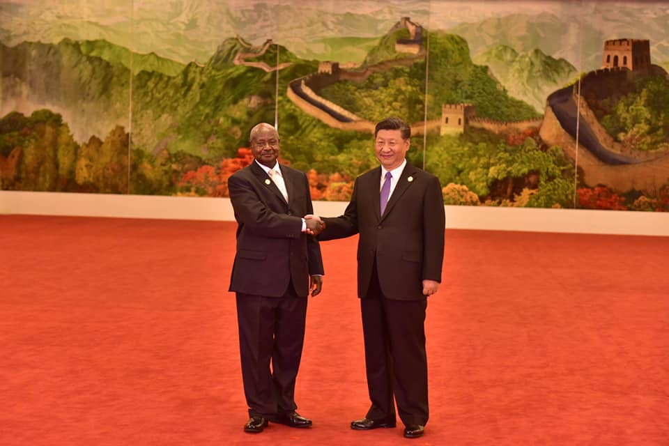 Museveni in Africa China Summit (7)