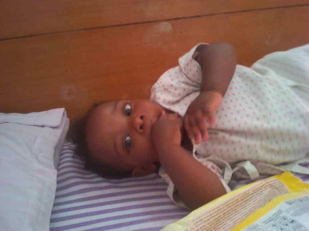 Baby Konde in India (3)