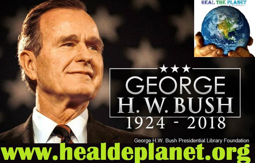 RIP President Bush